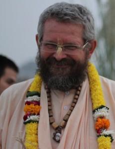 Srila B.A. Paramadvaiti Swami Maharaja